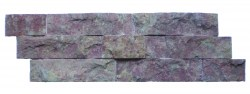 WALL CLADDING 01 DARK TERA COTTA 15X50