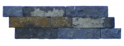 WALL CLADDING 01 GRAY BROWN 15X50