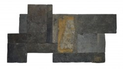 wall cladding 02 gray brown 25x50