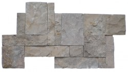 wall cladding 02 pastel gray 25x50