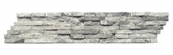 wall cladding 05 light gray 10x50
