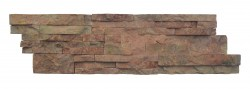 wall cladding 07 dark terra cotta (red) 15x50