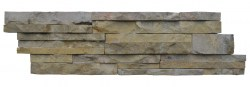 wall cladding 07 pastel gray (light yellow) 15x50