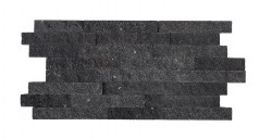 wall cladding hor 25 flat lava 40x14